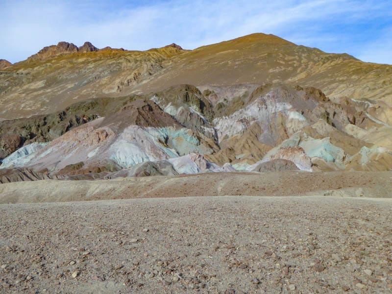 Artist's Palette Death Valley NP California