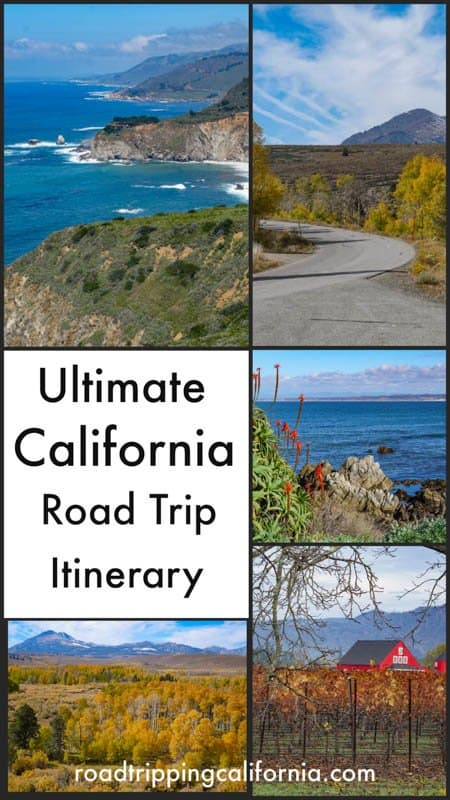 This epic California road trip itinerary takes you through the best of the Golden State in four weeks.