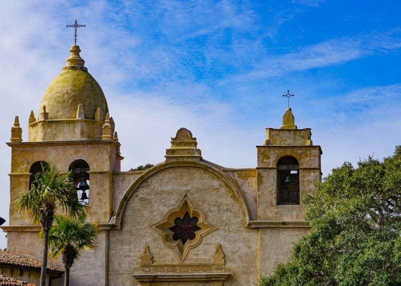 Carmel Mission California USA
