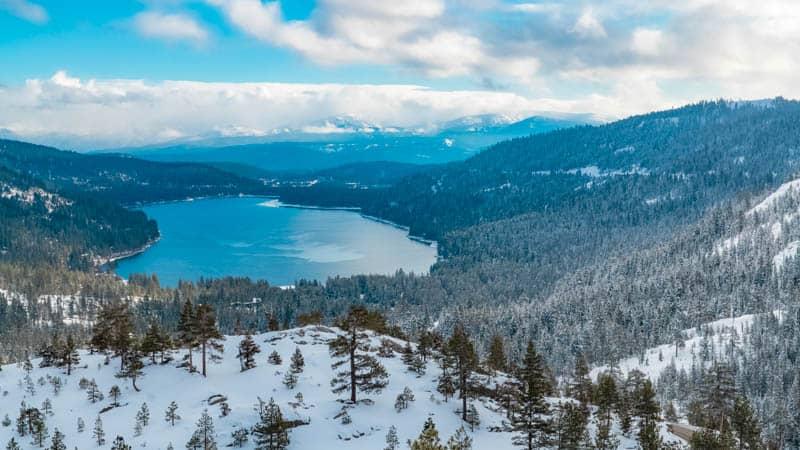 Donner Lake Truckee California