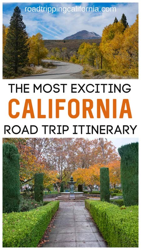 Discover California in 4 epic weeks with this iconic California road trip itinerary. From the coast to the mountains and the desert to the forests, see all that California has to offer!