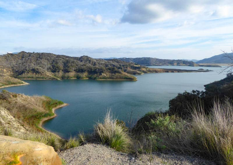 Lake Casitas Ventura County California