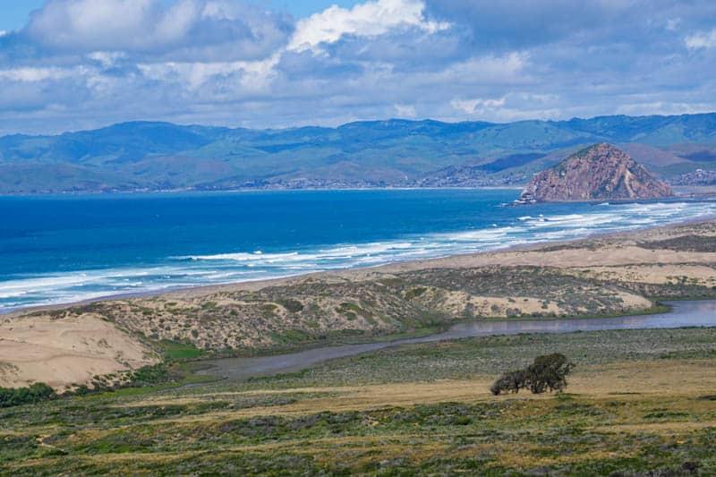 Big Sur Coast Viewpoint California USA