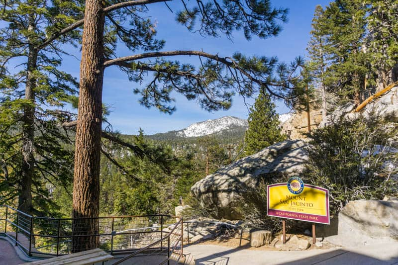 Mount San Jacinto State Park offers lots of epic hiking!