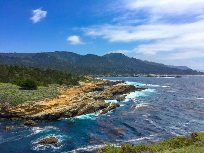 Point Lobos State Reserve Carmel California