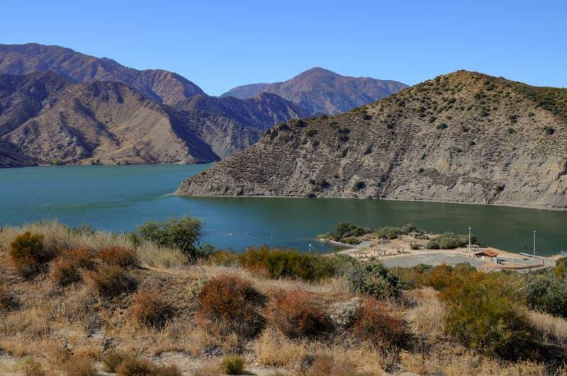 Pyramid Lake Castaic California