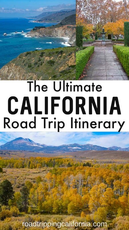 The only California road trip itinerary you need to discover the Golden State in four weeks! From San Francisco to San Diego and Death Valley to Yosemite, check off all the iconic destinations in California in one trip!