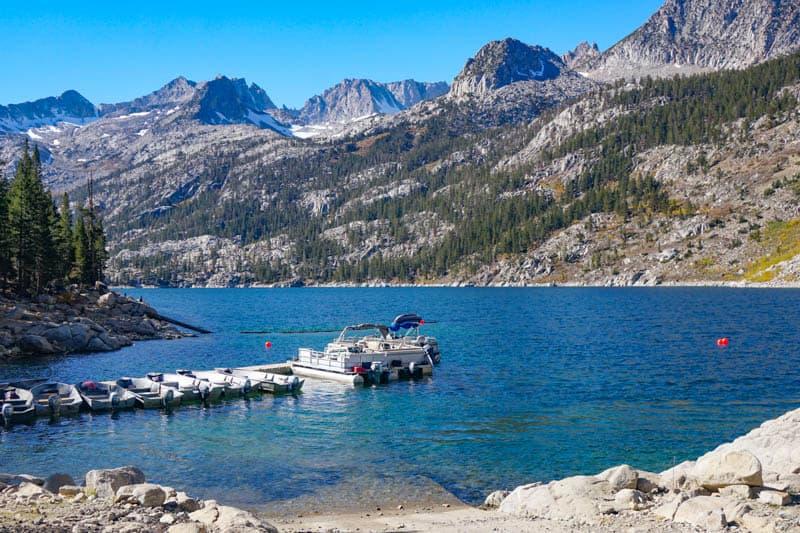 South Lake Bishop California