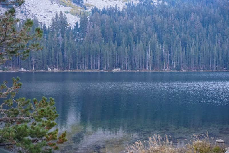 Tenaya Lake Yosemite National Park California