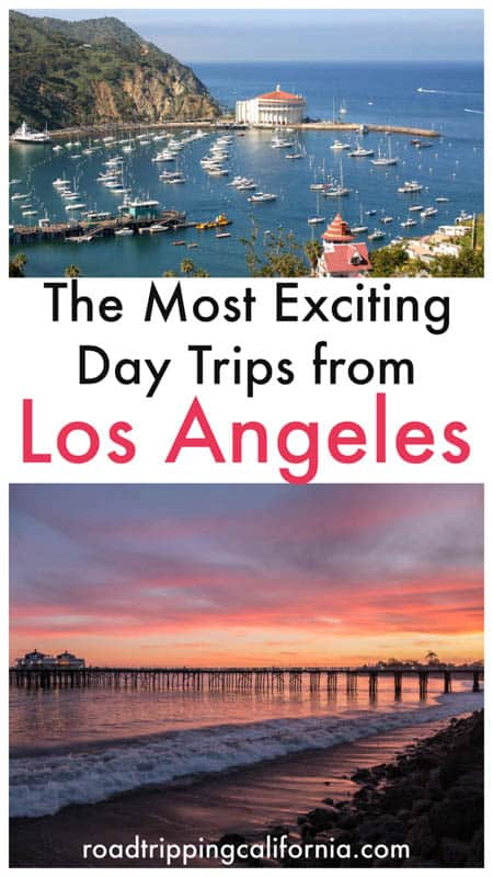 Discover the most exciting day trips from Los Angeles to put on your bucket list! From beautiful beaches to dramatic deserts and beach towns like Malibu and Santa Barbara, your choices are endless.