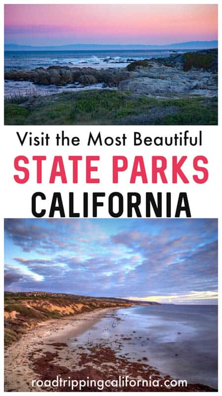 Check out this curated list of 25 gorgeous state parks in California to stoke your Golden State wanderlust! California State Parks | hiking in California | best state parks in California
