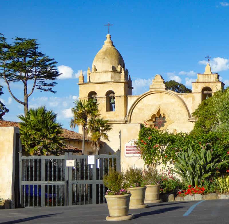 Carmel Mission Carmel-by-the-Sea California