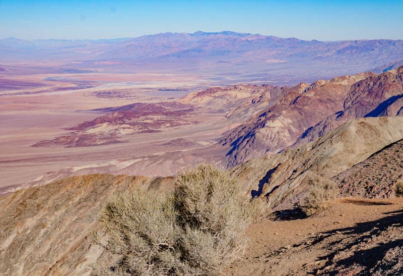 Dante's View Death Valley NP California