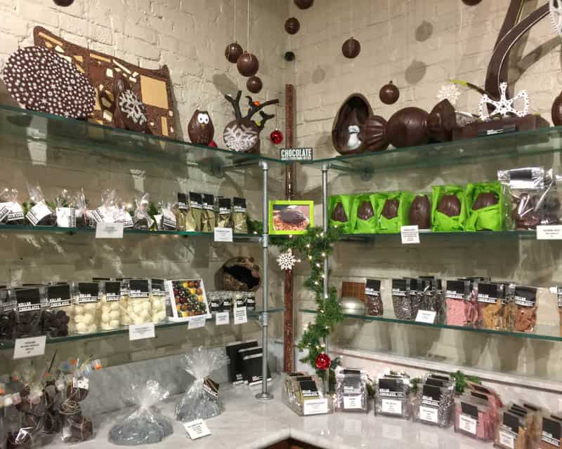 Kollar Chocolates Yountville California