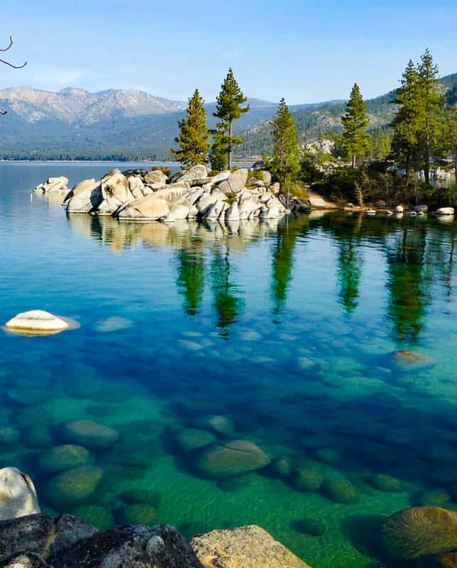 Lake Tahoe California and Nevada