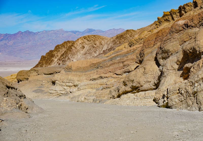 Mosaic Canyon Death Valley NP California