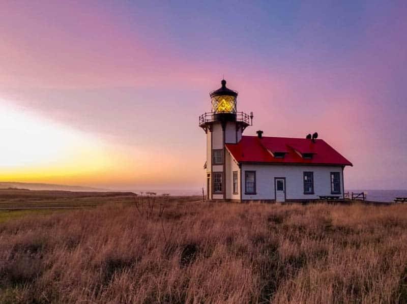 Point Cabrillo Light Station Mendocino Coast California
