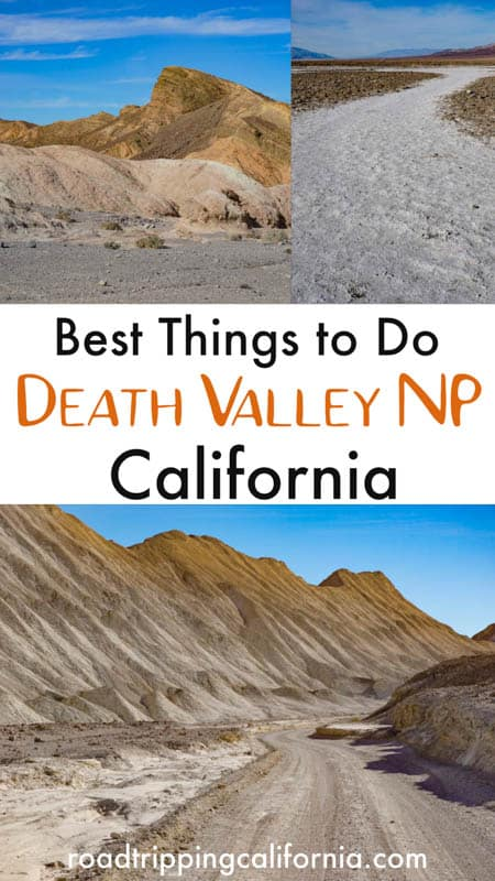 Discover the best things to do in Death Valley National Park, from scenic overlooks to spectacular views and the best hikes and activities. death valley what to do | places to visit in death valley | best points of interest in death valley