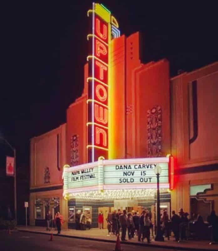 Uptown Theatre Napa California
