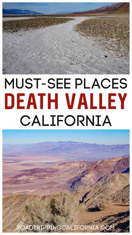 Discover the best places to see in Death Valley National Park in southern California, from Zabriskie Point to Badwater Basin! The best hikes and photo spots!
