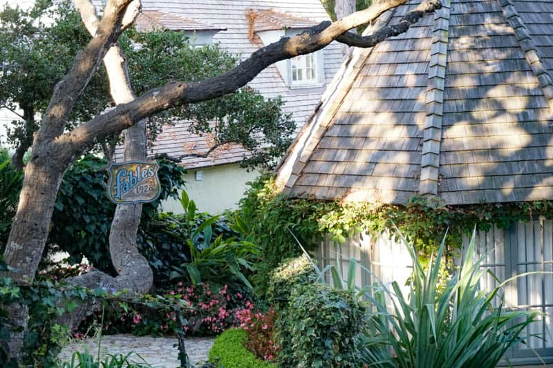 A Hugh Comstock cottage in Carmel
