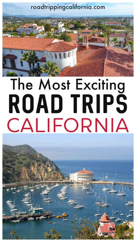 Discover the most exciting California road trips for your Golden State itinerary! best California road trips | california road trip ideas | california roada trip itineraries | california road trip itinerary | california trips by road | road trip california