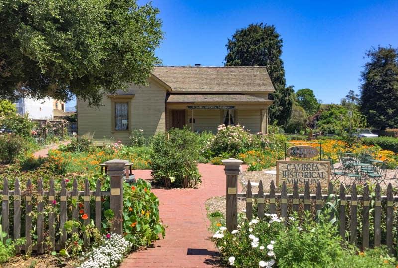 Cambria Historical Society Cambria California