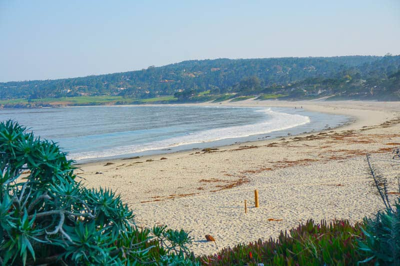 Carmel State Beach California