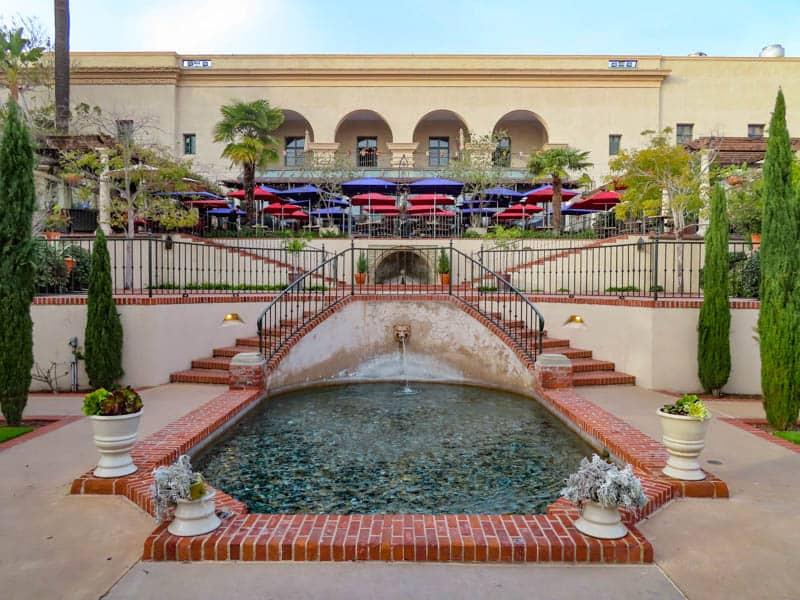 Casa del Rey Moro Garden Balboa Park San Diego California