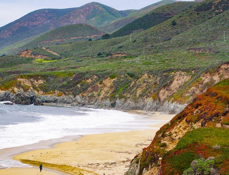 Garrapata State Beach Big Sur California