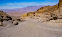 Hike Mosaic Canyon in Death Valley National Park!