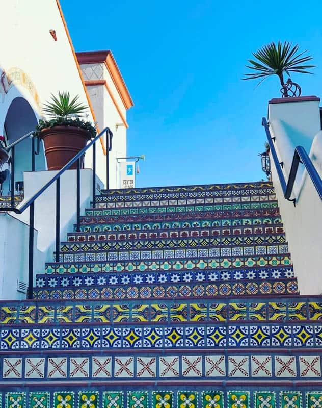 Paseo Nuevo Santa Barbara California