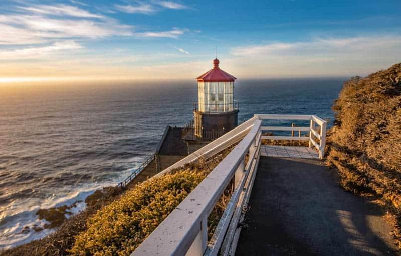 Point Sur Light Station Big Sur California
