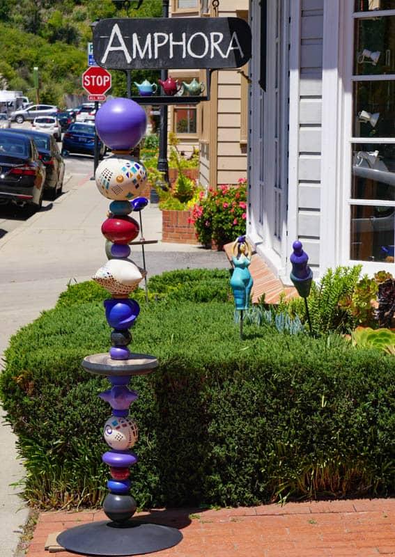 Main Street Cambria California
