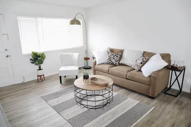 Ridgecrest Apartment AirbnB California