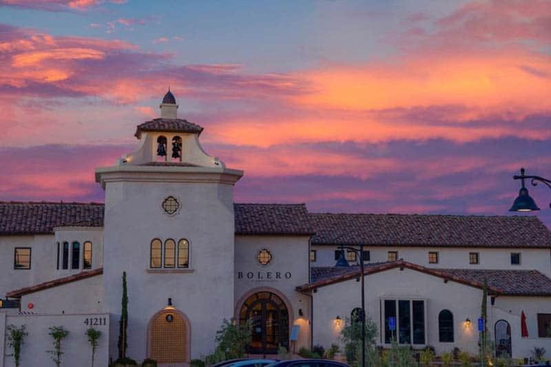 Bolero Winery Temecula California