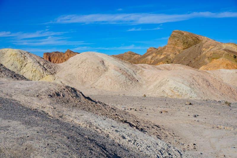 Death Valley National Park Landscape