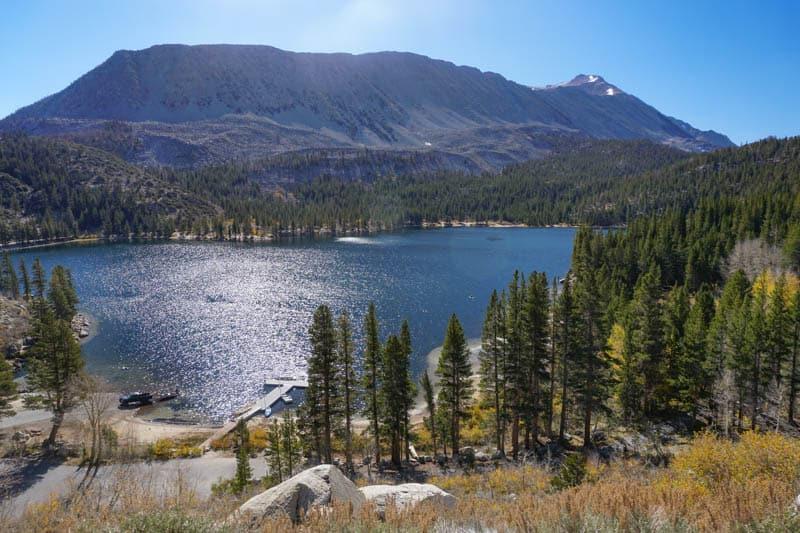 Mammoth Lakes Basin California