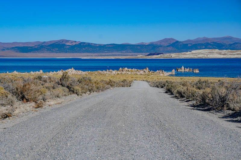 South Tufa Mono Lake California