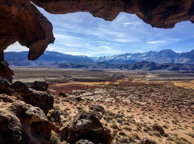 Volcanic Tablelands Bishop California