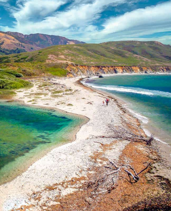 Andrew Molera State Beach Big Sur California