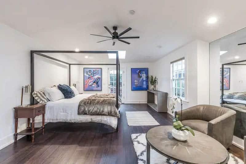 Master bedroom Casita Rosa