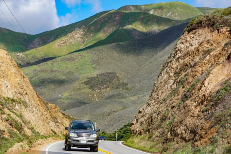 The Big Sur road trip is one of California's best road trips.
