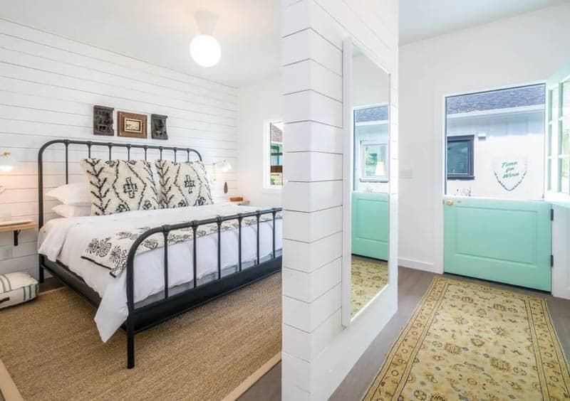 Calistoga Airbnb Bedroom
