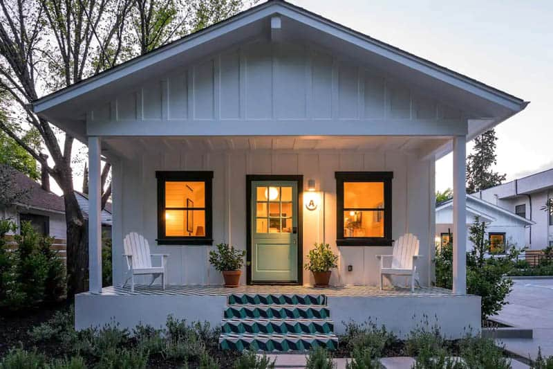 Calistoga Airbnb Bungalow