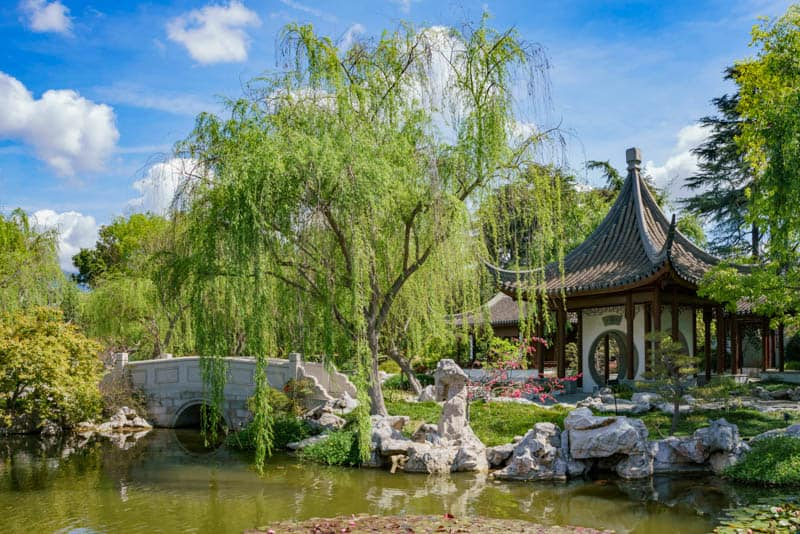 Chinese Garden The Huntington San Marino California