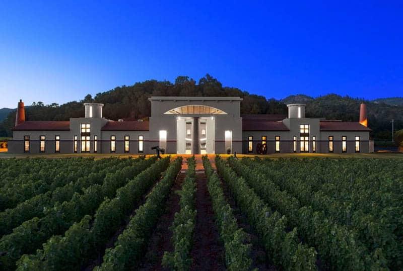 Clos Pegase Winery Napa Valley California