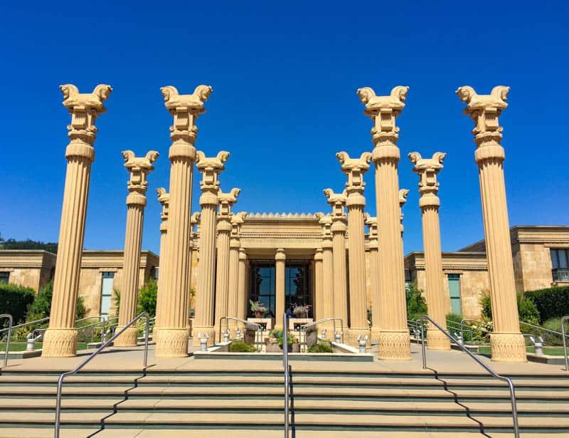 Darioush Winery Napa Valley California