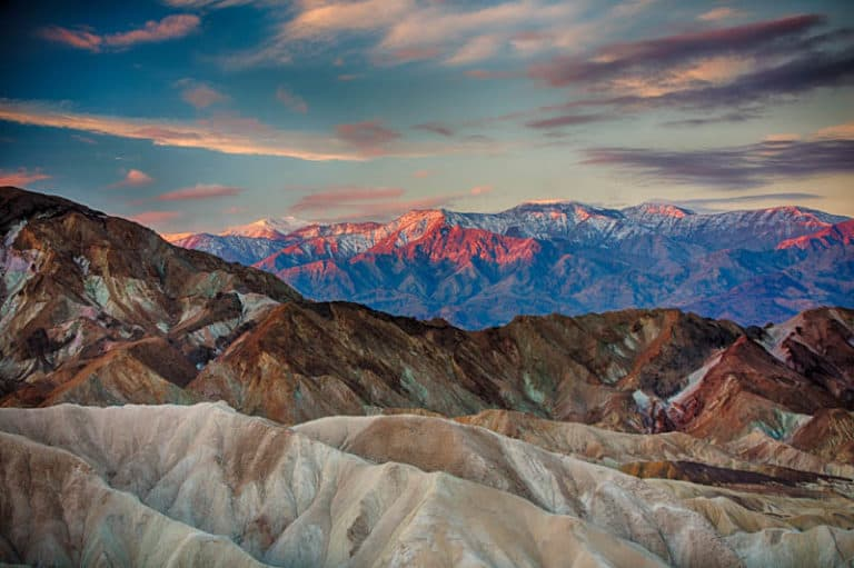 DEath Valley NP is a must-visit on a California deserts road trip!