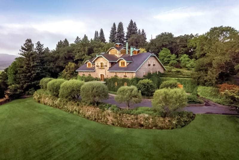 Far Niente Winery Napa Valley California